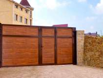 Въездные ворота